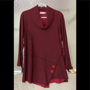 Habitat long sleeve tunic